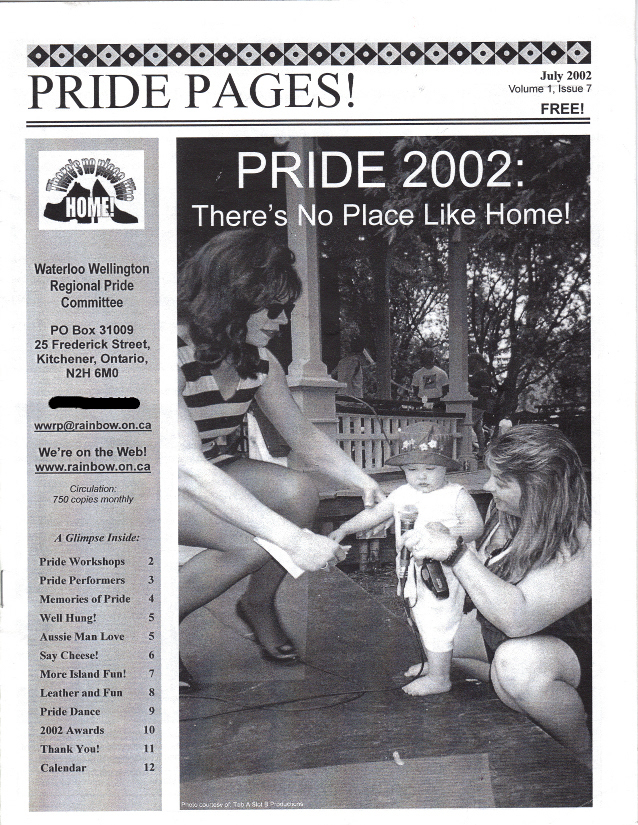 Pride Pages 2002 July